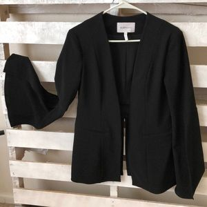 BCBGenerations black dress blazer